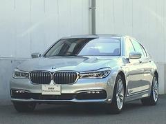 BMW740eアイパフォーマンス レーザーライト サンルーフ 黒革