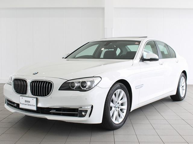 BMW 7シリーズ 740i全国1年保証付 コンフォートPKG ガ...
