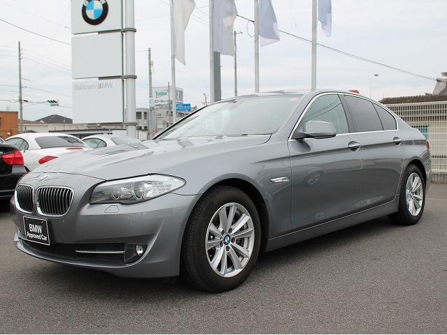 BMW 5シリーズ 523i 全国1年保証ベージュレザー スマート...