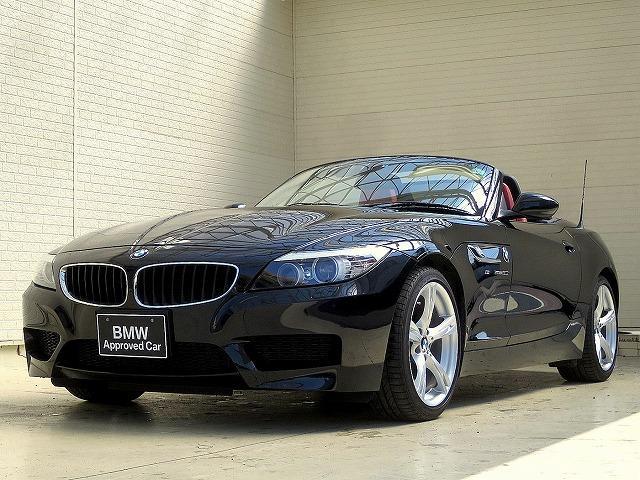 BMW Z4 sDrive20i Mスポーツパッケージコーラルレッ...
