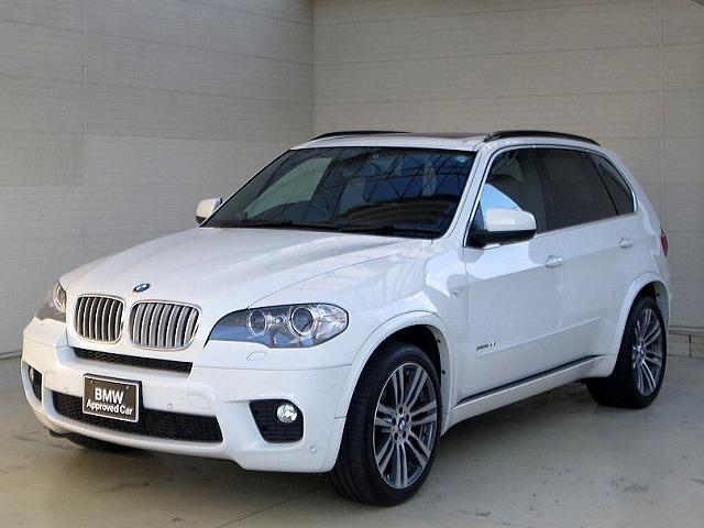 BMW X5 xDrive 35i Mスポーツパッケージ全国1年保...