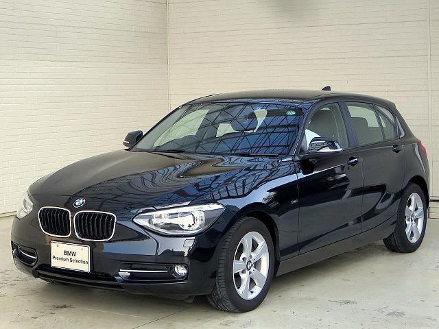 BMW 1シリーズ 116i スポーツ全国2年保証パーキングサポー...