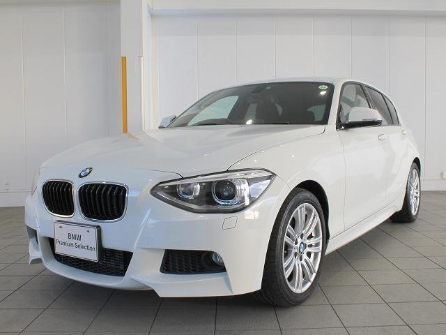 BMW 1シリーズ 120i Mスポーツ全国2年保証付 パーキング...