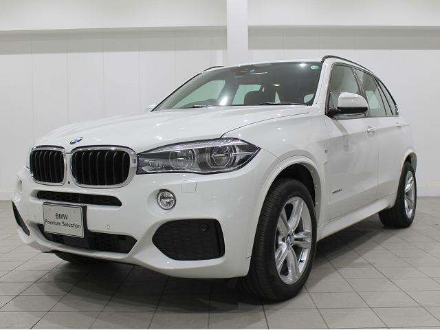 BMW X5 xDrive 35d Mスポーツ セレクトPKG サ...