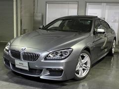 BMW640iグランクーペ Mスポーツ 全国2年保証 茶革 ACC