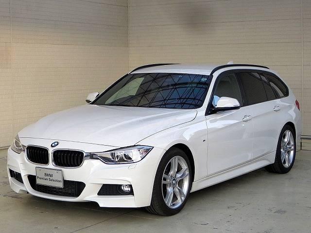 BMW 3シリーズ 320dツーリング Mスポーツ 全国2年保証付...