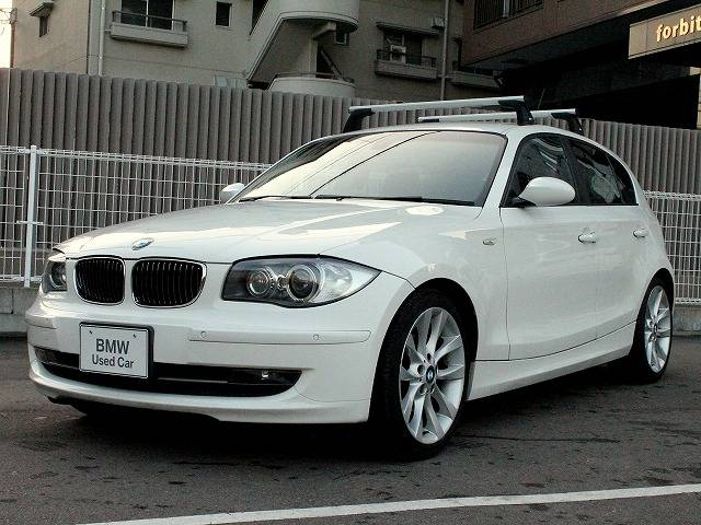 BMW 1シリーズ 120i LCIモデル 茶革 18AW PDC...