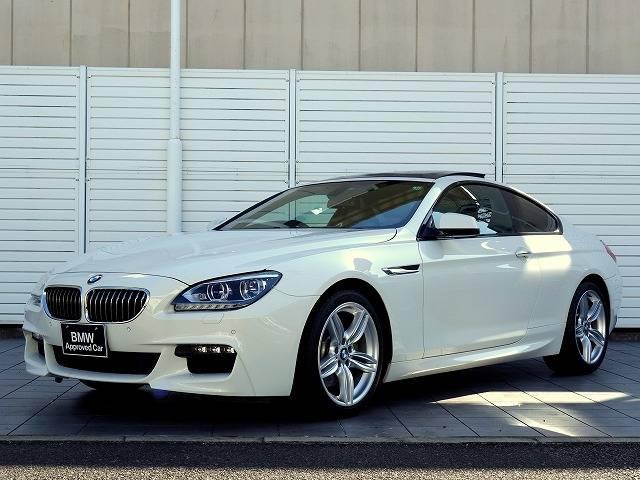 BMW 6シリーズ 640iクーペ M Sport 全国1年保証付...