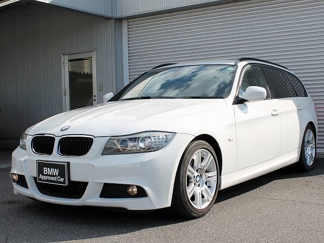 BMW 3シリーズ 320iツーリング Mスポーツ 全国1年保証付...