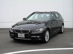 BMW320iツーリング ラグジュアリー全国2年保証付 18AW
