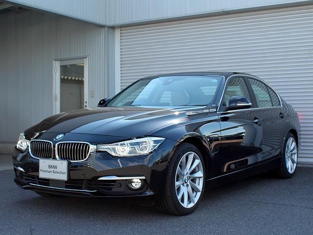 BMW 3シリーズ 330eラグジュアリーオイスターレザー LED...