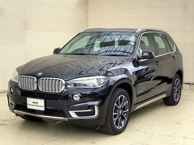 BMW X5 xDrive 35d xライン 19AW 黒革 AC...