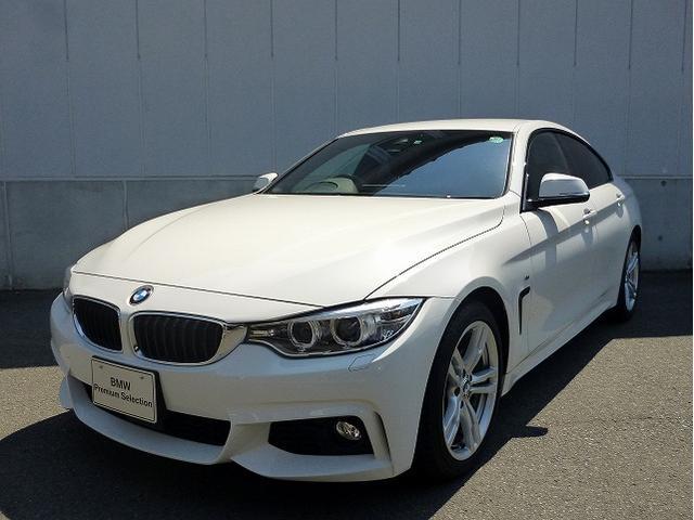 BMW 4シリーズ 420iグランクーペ Mスポーツ キセノン 1...