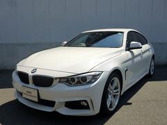 BMW420iグランクーペ Mスポーツ キセノン 18AW ACC