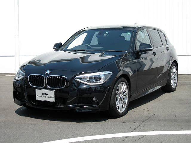 BMW 1シリーズ 116i Mスポーツ キセノン17AW 純正i...