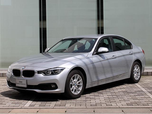 BMW 3シリーズ 318iLEDライト パーキングサポートPKG...