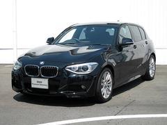 BMW116i Mスポーツ キセノン17AW 純正iDriveナビ