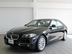 BMW523ラグジュアリー コンビニエンスPKG 18AW ACC