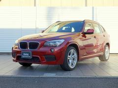 BMW X1xDrive 20i Mスポーツ 18AW サンルーフ