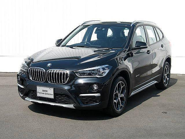 BMW X1 sDrive 18i xライン Aアクティブセーフテ...