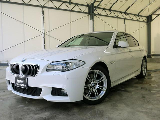 BMW 5シリーズ 528i Mスポーツパッケージ 18AW サン...