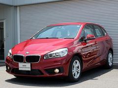 BMW218dアクティブツアラー パーキングサポートPKG