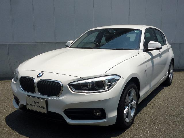 BMW 1シリーズ 118d スポーツ LEDライト パーキングサ...