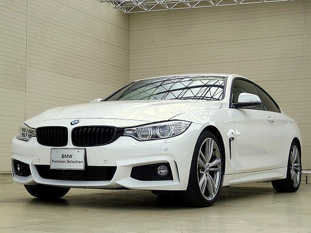BMW 4シリーズ 428iクーペ Mスポーツ19AW LEDライ...