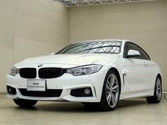 BMW428iクーペ Mスポーツ19AW LEDライト フルセグ