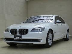 BMW750Li 18AW サンルーフ 黒革 オートトランク