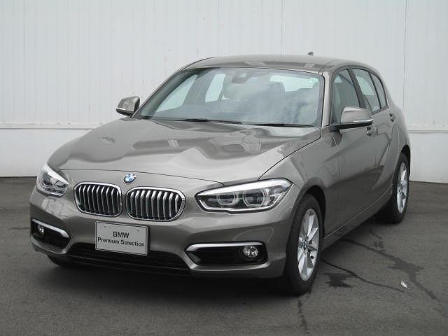 BMW 1シリーズ 118d スタイル LEDライト パーキングサ...