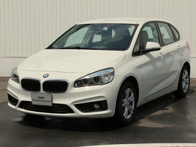 BMW 2シリーズ 218d AT LEDライトパーキングサポート...