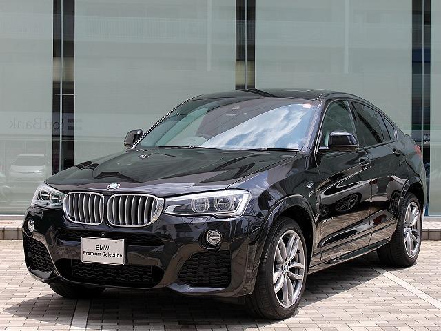 BMW xDrive 35i Mスポーツ サンルーフ 19AW 黒革