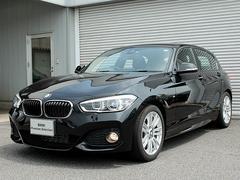 BMW118d Mスポーツ LEDライト パーキングサポートPKG