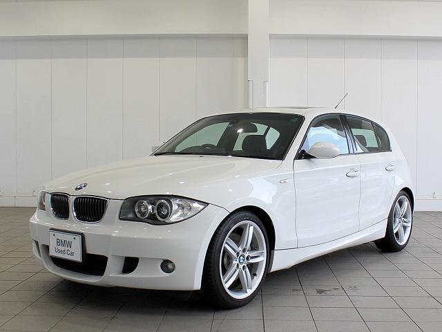 BMW 1シリーズ 130i Mスポーツ 18AW サンルーフ 黒...