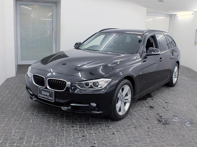 BMW 3シリーズ 320iツーリング スポーツ 17AW オート...