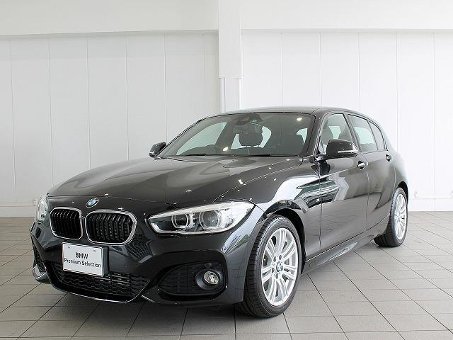 BMW 118d Mスポーツ LEDライト パーキングアシストPKG