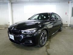 BMW320iグランツーリスモ MスポーツLCIモデル黒革19AW