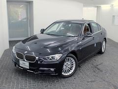 BMW320iラグジュアリー 茶革 ACC コンフォートアクセス