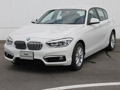 BMW118d スタイル LEDライト PサポートPKG クルコン