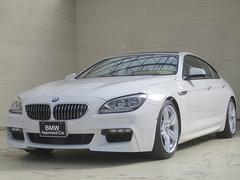 BMW640iグランクーペ Mスポーツパッケージ ナイトビジョン