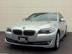 BMW523dブルーパフォーマンスハイラインパッケージ 黒革