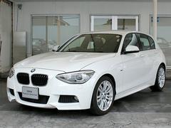 BMW120i Mスポーツ 2年保証 スマートキー 17AW