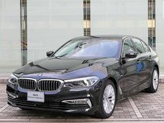 BMW523d ラグジュアリイノベーションPKGリモートパーキング