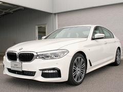 BMW523d MスポーツイノベーションPKG リモートパーキング