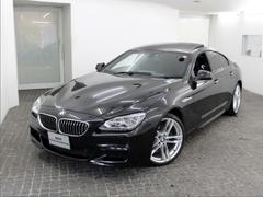 BMW640iグランクーペ MスポーツパッケージOPLEDライト