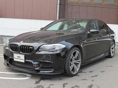 BMWM5レーンチェンジ HUD SR 黒革 20AW