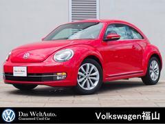 VW ザ・ビートルデザインレザーパッケージ純正ナビゲーション地デジTVETC