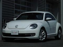 VW ザ・ビートルデザインレザーパッケージSDナビゲーションRカメラETC