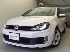 VW ゴルフGTIバイキセノンヘッドライト認定中古車1年保証